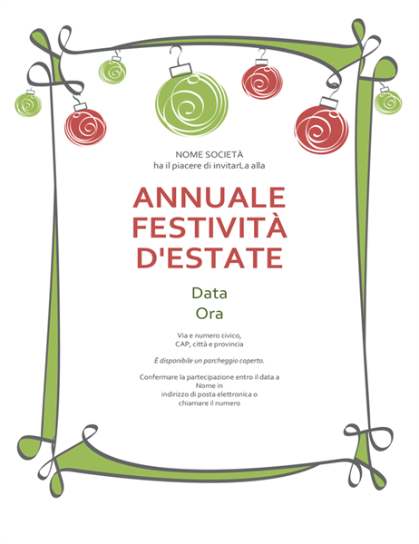 Menu Di Natale Word.Natale Office Com