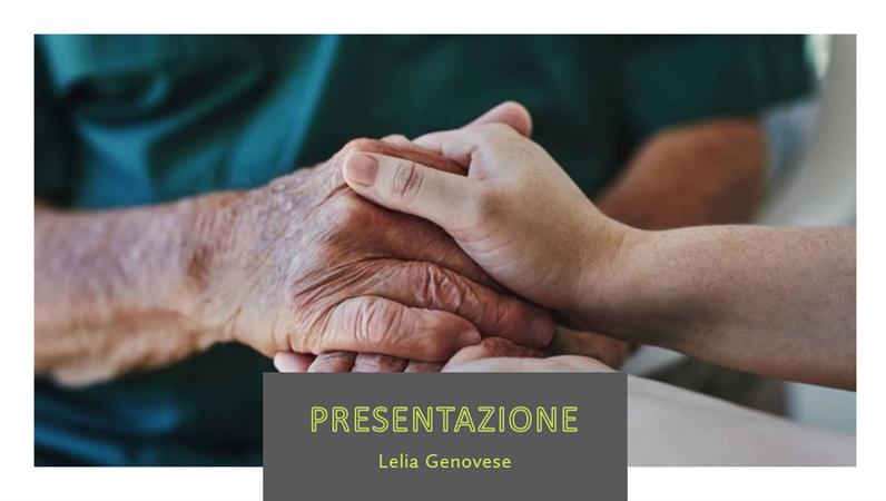 Presentazione per settore sanitario