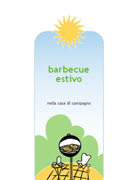 Invito a barbecue