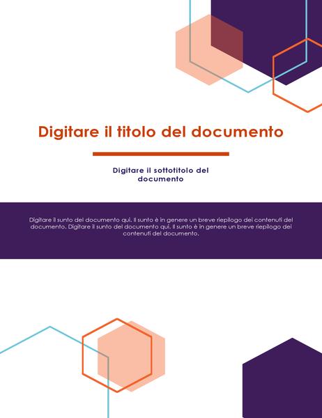 Report (schema Executive)