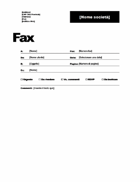fax cover letter sample copertina fax 21685