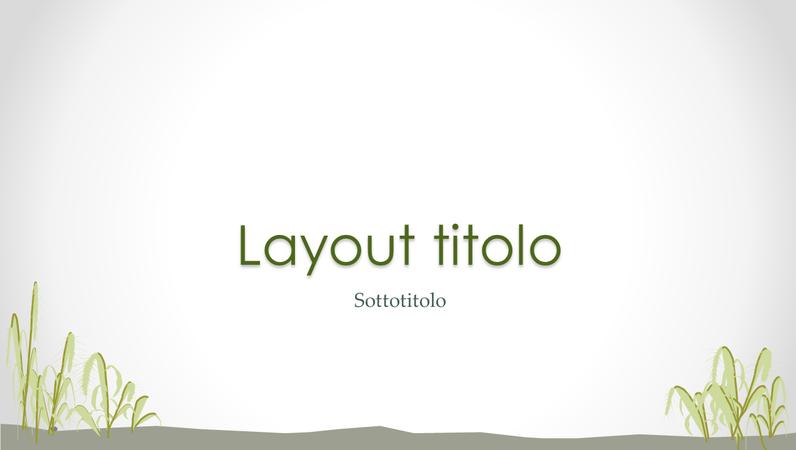 Diapositive con schema Costa