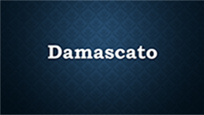 Damascato