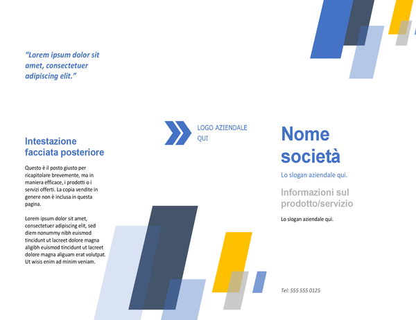 Brochure (design Barre)