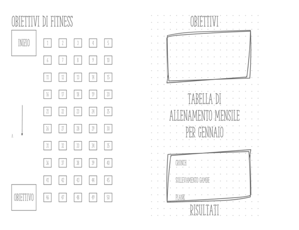 Diario fitness