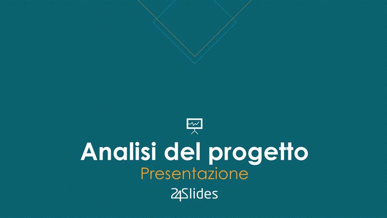 Analisi di progetto, da 24Slides