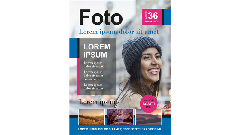Copertine di riviste di fotografia