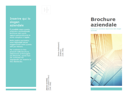 Brochure (professionale)