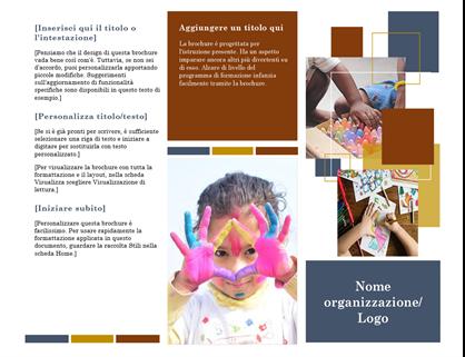 Brochure per istituti di istruzione