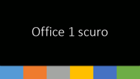 Office 1 scuro