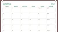 Calendario accademico 2014-2015 (agosto-luglio)