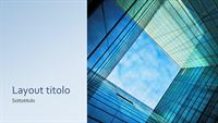 Presentazione marketing cubo di vetro (widescreen)