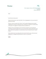 Carta intestata personale