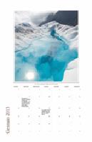 Calendario fotografico mensile 2013 (lun-dom)