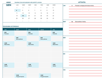 Calendario studente (lun)