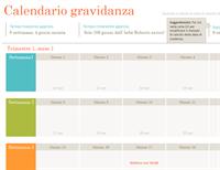 Calendario gravidanza