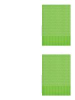 Biglietto di ringraziamento (schema Floreale)