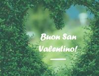 Biglietto di San Valentino (due parti)