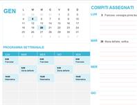 Calendario dello studente