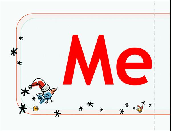 クリスマスの飾り (トナカイ)