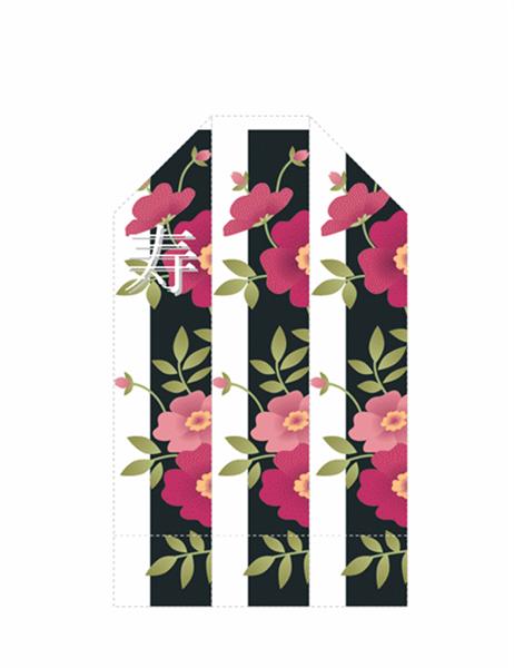 箸袋 (花)