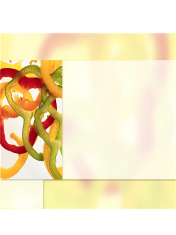 野菜のデザイン テンプレート