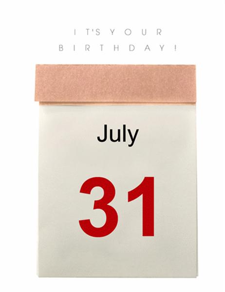 誕生日お祝い はがき