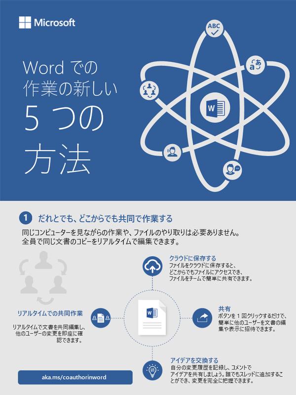 Word で作業する 5 つの新しい方法