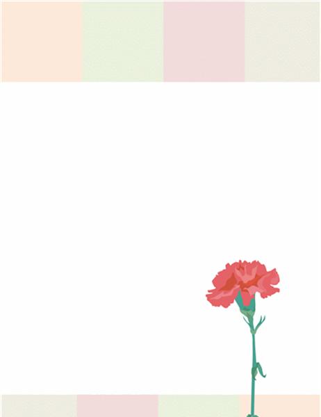 母の日カード 2