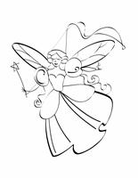 ぬりえ (妖精)