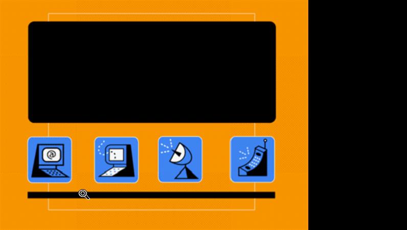 통신 디자인 서식 파일