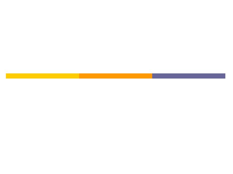 프레젠테이션(수평선 테마)