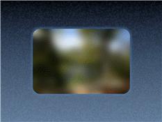 페이드 인되며 초점이 맞춰지는 애니메이션 그림