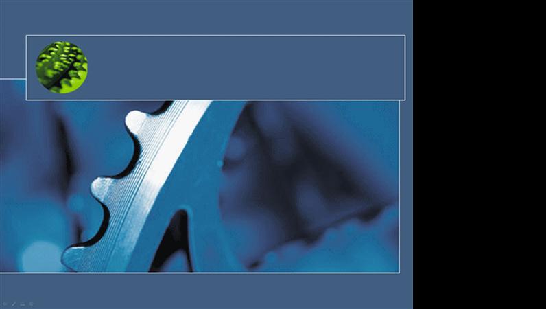 Mėlyno smagračio dizaino šablonas