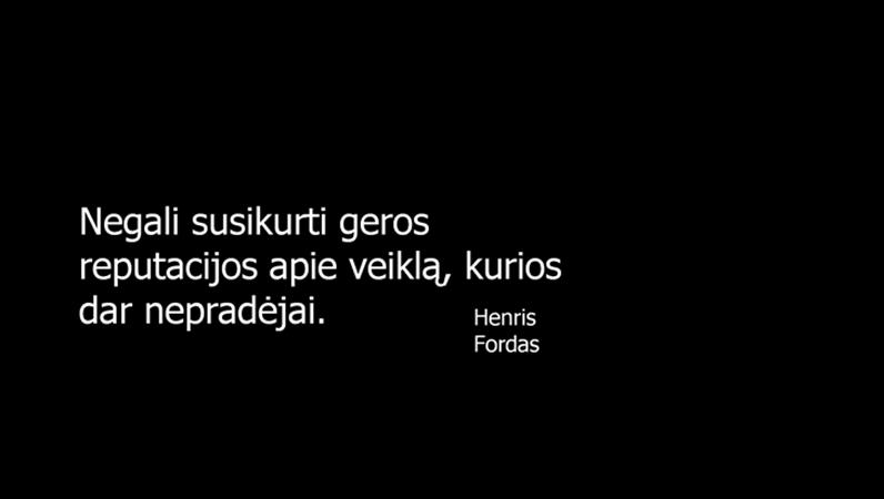 Henrio Fordo citatos skaidrė