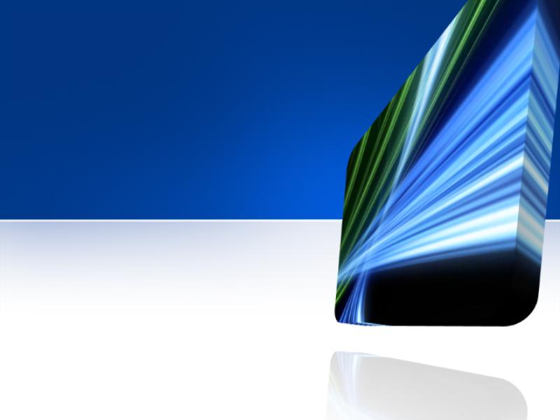 Švytinčios technologijos šablonas su vaizdo įrašu