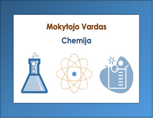 Klasės ženklas (chemija)