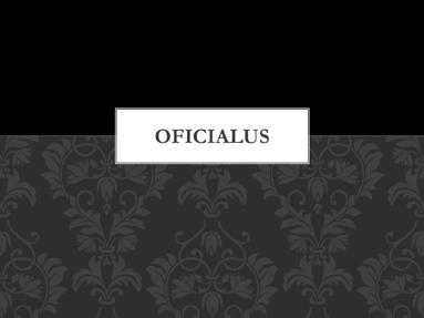 Oficialus
