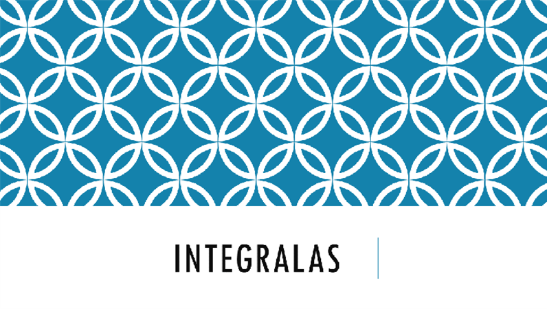 Integralas