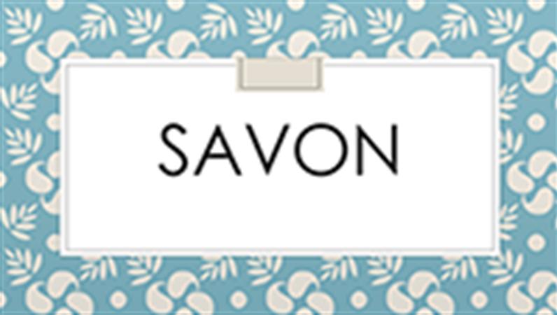 Savonas