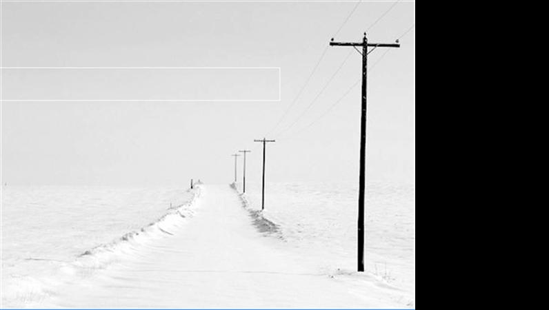 Veidne ar sniegaina ceļa noformējumu