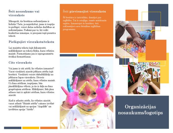Izglītības brošūra