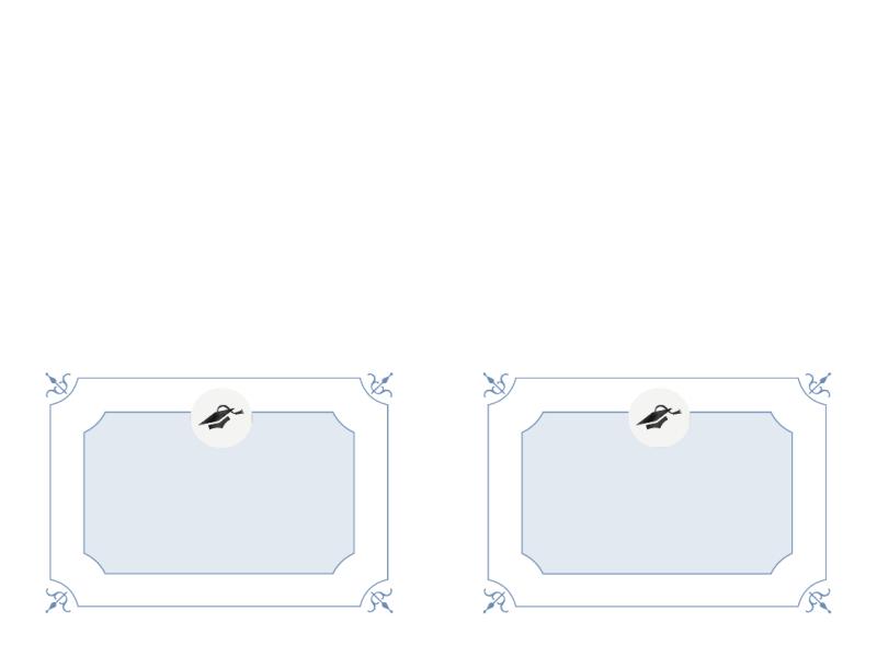 Absolvēšanas pateicības kartīte (formāls dizains)