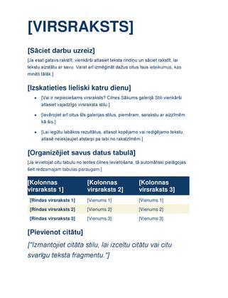 Vispārīgs dokuments (cirkulārs)