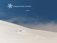 Animēts ziemas skats
