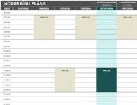 Skolēna/studenta laika plānotājs