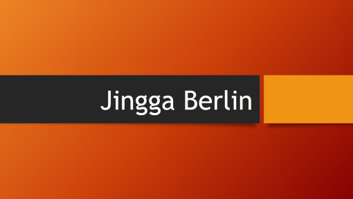 Jingga Berlin