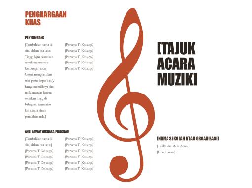 Program muzik