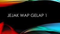 Jalur Wap Gelap 1