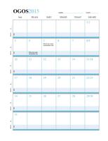Kalendar rancangan pelajaran